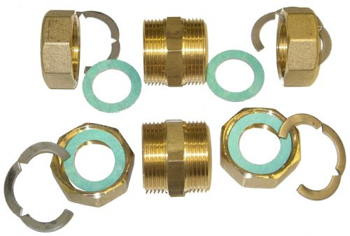 DN20 to DN20 coupling set